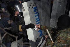 Бандеровец убивает милиционера