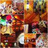 Коллаж на тему Бишкекского ресторана